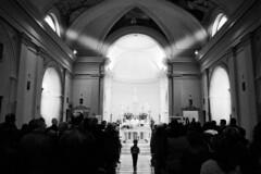 In chiesa (LeAli...) Tags: people molino chiesa vicenza