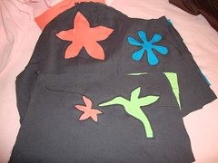reverse applique tests