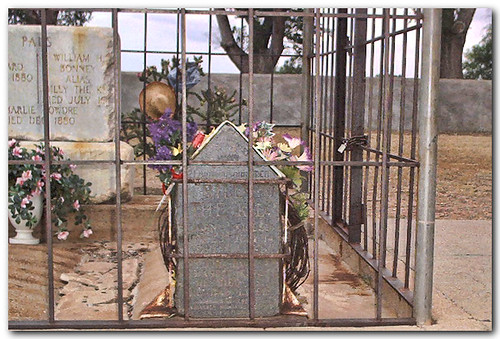 billy the kid grave site. Billy the Kid#39;s Grave