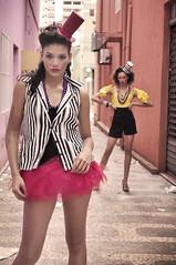 (Jayme Diogo) Tags: girl mulher models moda sem beleza lorena beco saída goiania akino
