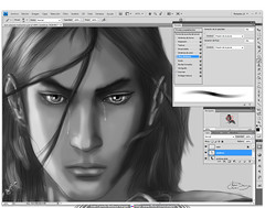 Lost Odyssey / Kaim Argonar/ Proceso de Sombreado, Luces y Sombras en Photoshop CS4 (Juan Camilo Bedoya Vargas) Tags: blackandwhite game xbox360 color art blancoynegro illustration digital pencil cat photoshop painting wonder lost lights sketch eyes shadows arte digitalart manga xbox 360 digitalpainting gato painter gata videogame gatitos princes odyssey juego hermosa wacom medellin beatiful pintura gatito videojuego ilustracin boceto colorization photopaint tierna shadowlight perfecta proceso speedpainting kaim fotopintura colorizacin artmaster procces lostodyssey kaimargonar argonar catapiz camilobedoya camyzeta ilustracindigitalluces