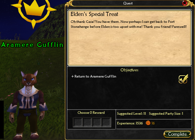 Anglorum / Quest / Elden's Special Treat (Pt 1 + 2) 4271334806_57a3343be8_o