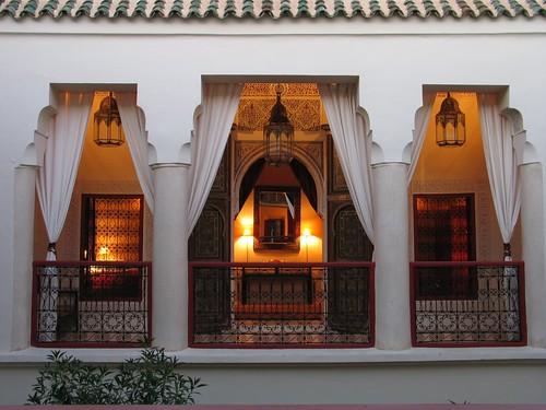 O que é uma Riad, Visita Virtual e História 26