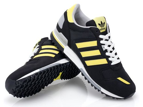 adidas zx 700 grey yellow