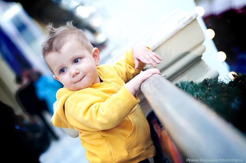 детский фотограф Ирина Марьенко