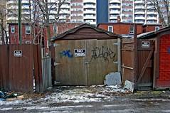 DSC_2543 v2 (collations) Tags: toronto ontario architecture documentary vernacular laneways alleys lanes garages alleyways builtenvironment urbanfabric