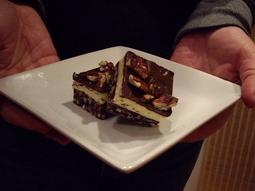 Gluten-Free Graham Crackers and Nanaimo Bars