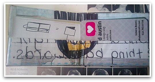wallet by Heidi