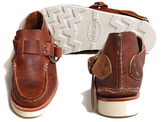 Yuketen ring boots 06