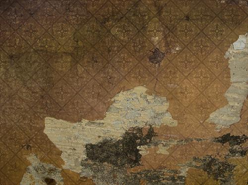 Vinatge Wallpaper Texture - 1