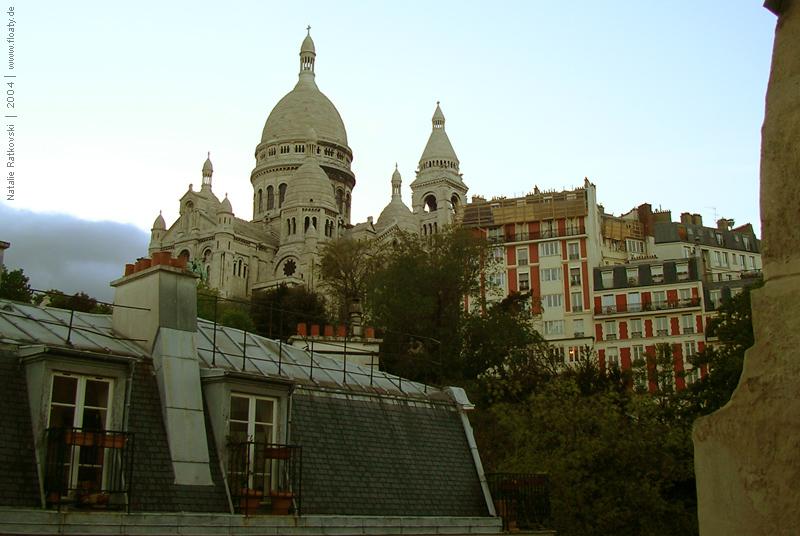 Paris, spring 2004
