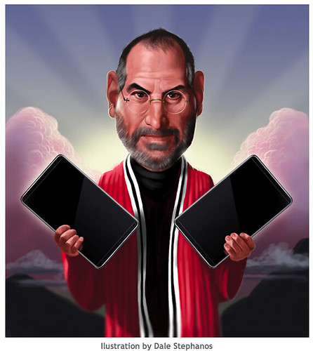 Steve Jobs Delivers iPad