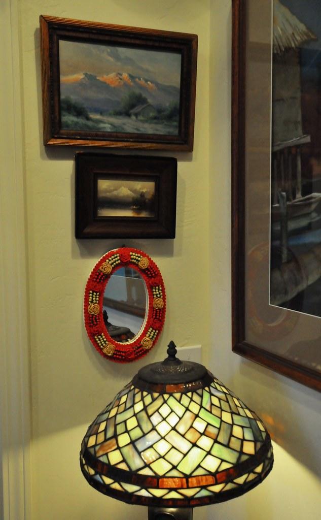 My Marzipan Mirror