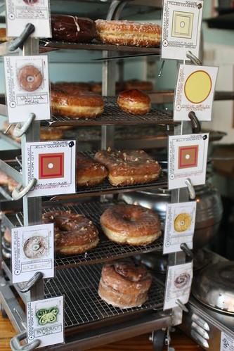 Donut Rack @ Donut Plant