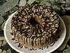 Chocolate Tweed Angel Food Cake