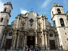 The facade of the baroque cathedra…