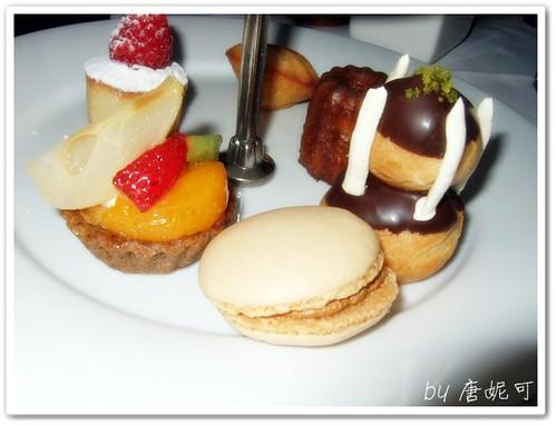 唐妮可☆吃喝玩樂過生活 拍攝的 20090620亞都麗緻下午茶_21。