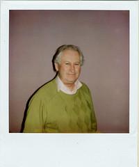 (iamacosmonaut) Tags: polaroid dad simoncurran iamacosmonaut davidcurran savepolaroid theimpossibleproject