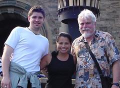 Scotland Visit 2002