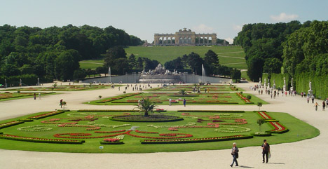 Palacio de Schonbrunn 2
