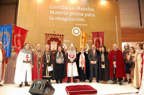 Encomienda de Montiel en FITUR 2010