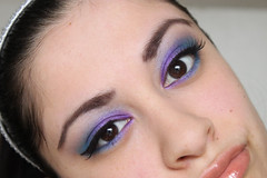 plue (Martiguez1029) Tags: lashes makeup lip gloss eyeshadow blending