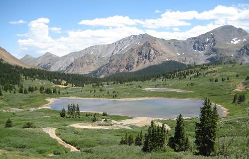 Central CO mountains