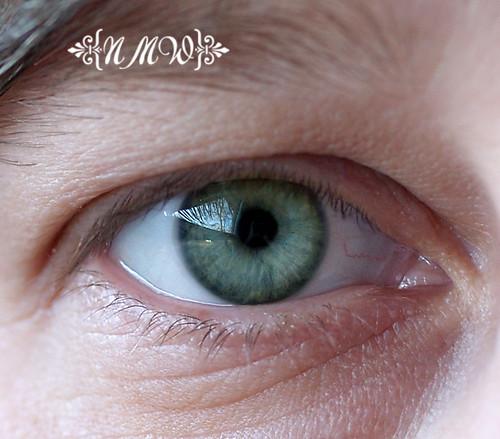 Here eye am