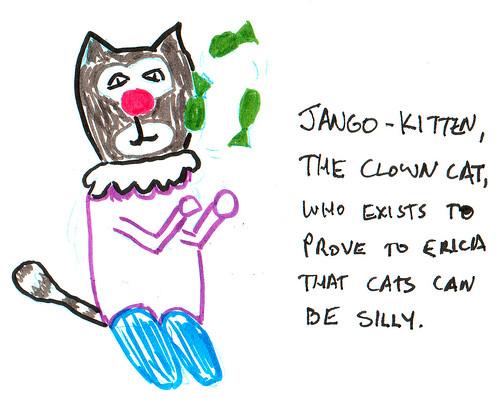 366 Cartoons - 359 - Jango