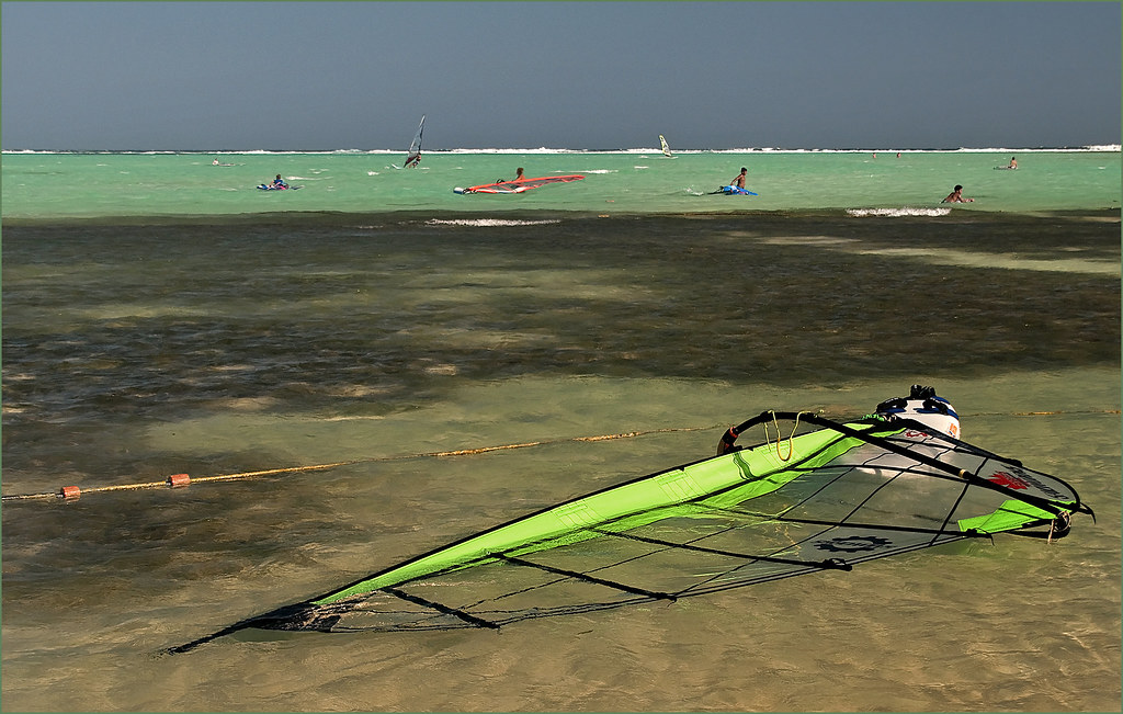 windsurf down