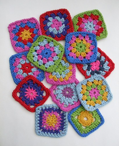 A Granny Square a Day project