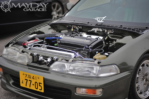 We do NOT discriminate against Hondas here at MaydayGarage, and soon, youll find out why!