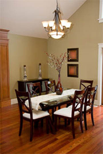Light Decoration Design Ideas Varies On The Dining Room