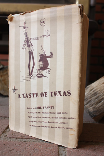 A Taste of Texas Cover