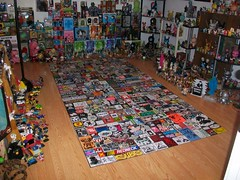 stickers laid out (mikaplexus) Tags: favorite art toy toys sticker fuck stickers ar