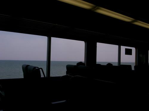 指宿枕崎線の車窓