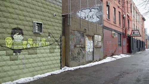 Green Room Alley, Toronto