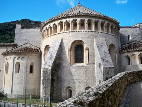 Abbey at Saint-Guilhem-le-Desert