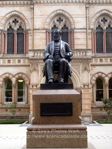 Sir Walter Hughes