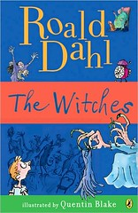 4338293946 ba2af7a0bf m Top 100 Childrens Novels #81: The Witches by Roald Dahl