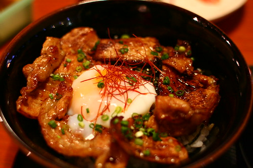生雞蛋拌飯超美味