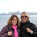 Wendy and Susan at Golden Gate Bridge