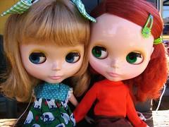 Ginny and Ella are close.