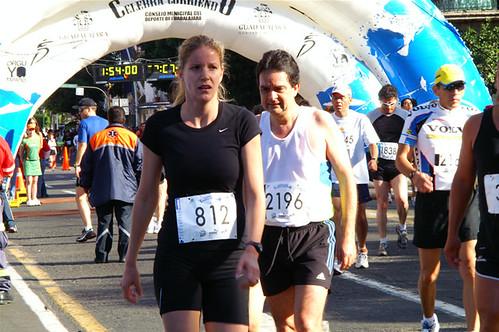Medio Maraton Guadalajara 2010