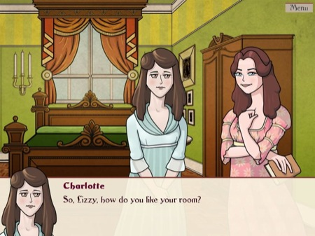 jane austen video game