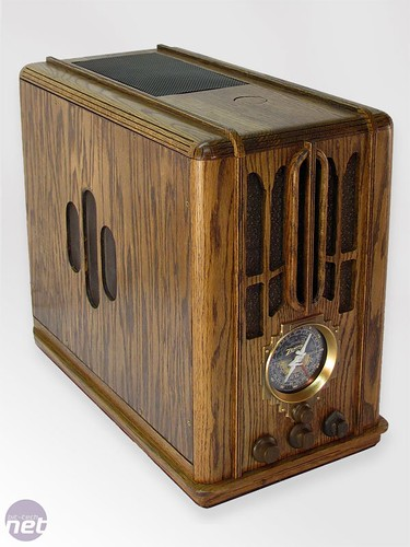 1930s Zenith 5-s-29 Radio Case Mod