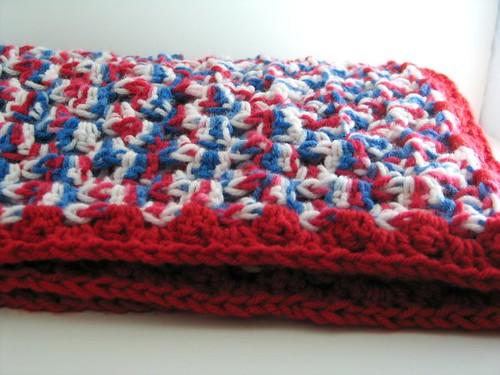 First crochet mini-ghan