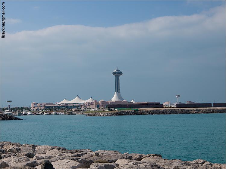 Abu Dhabi. Marina Mall
