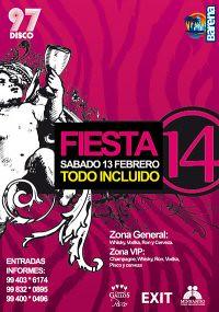 Fiesta 14 - 97 Disco
