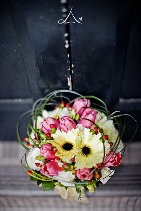 Bridal bouquet. *heart*